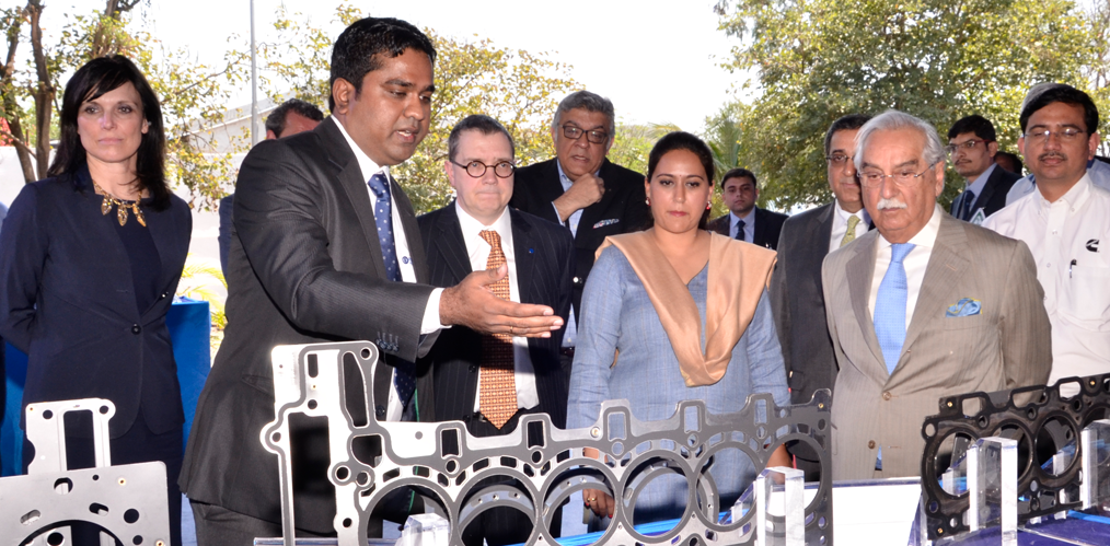 Federal-Mogul Anand Sealings India and Anand I-PowerImage