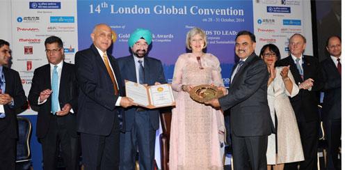 Golden Peacock AwardImage