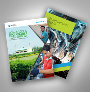 SPICER INDIA SUSTAINABILITY REPORT