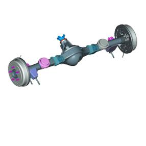 Axle & Axle Parts_Image