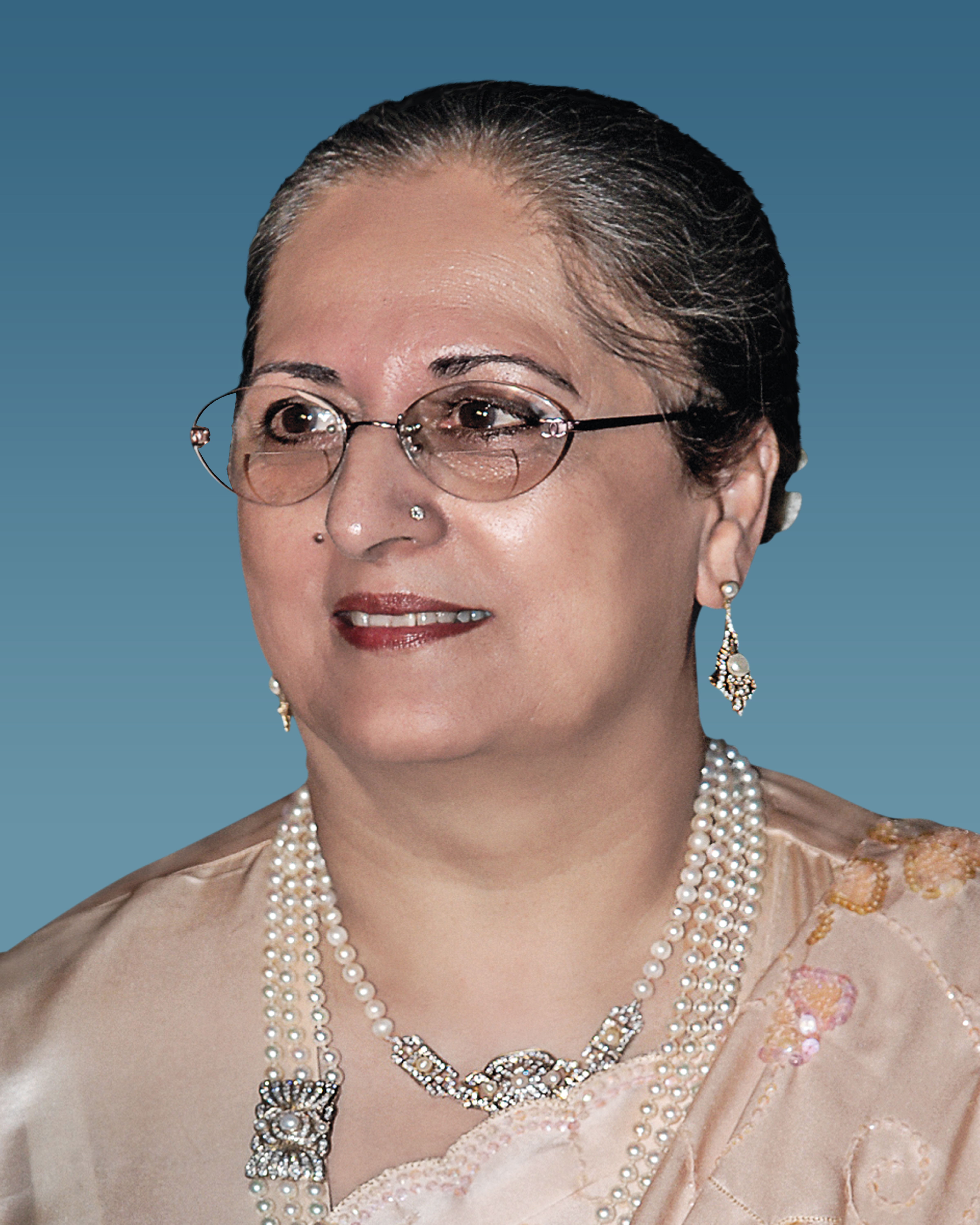 Mrs. Kiran D. Anand