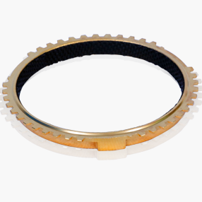 BRASS SYNCHRONISER RING SINGLE CONE WITH CARBONImage