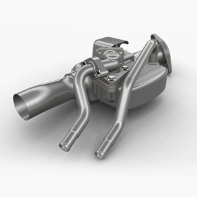 Exhaust Heat Recovery System – EHRSImage
