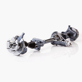 E-Axles for BEV and Hybrids (E-AWD)Image