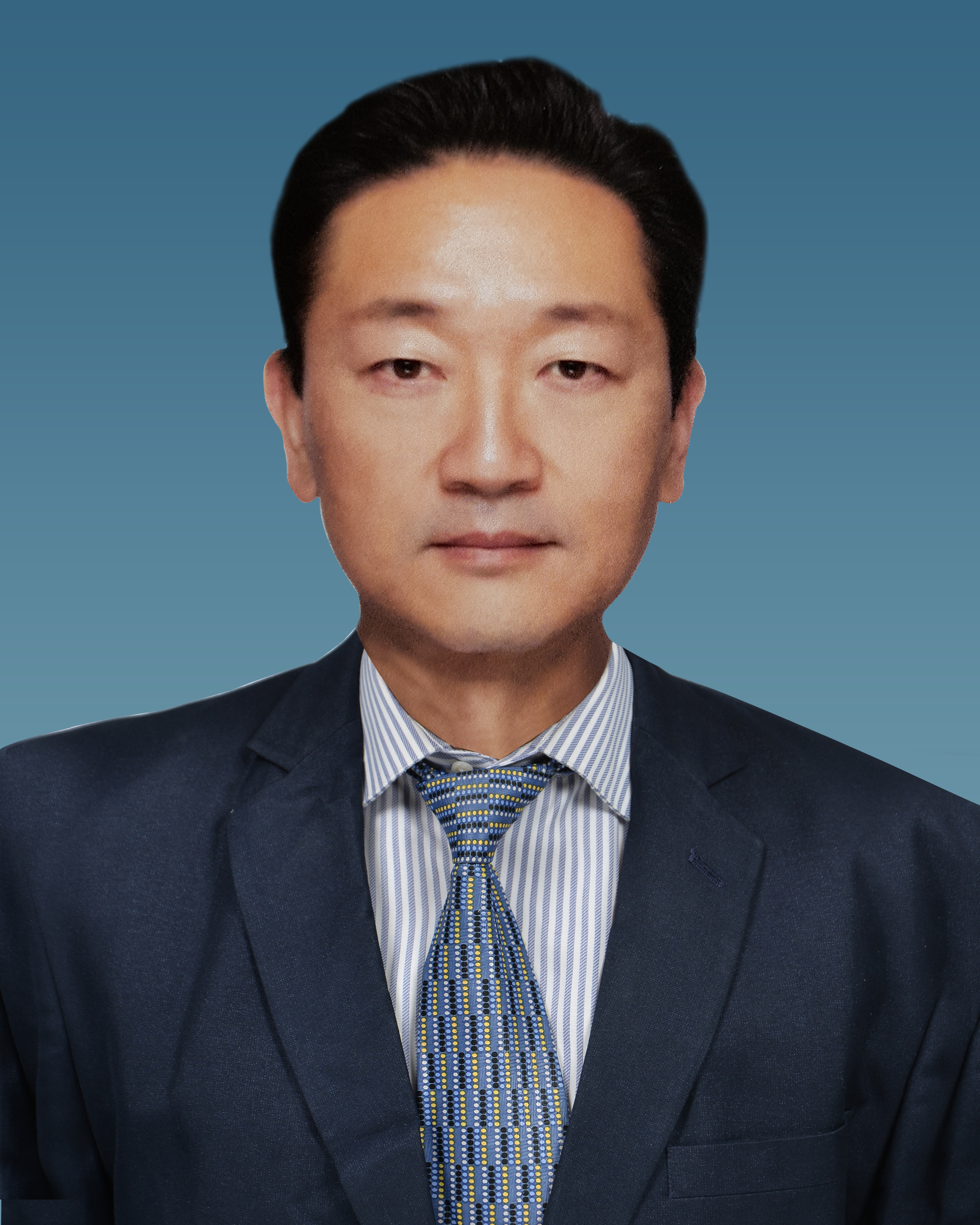 Mr. Hong Sang Cho