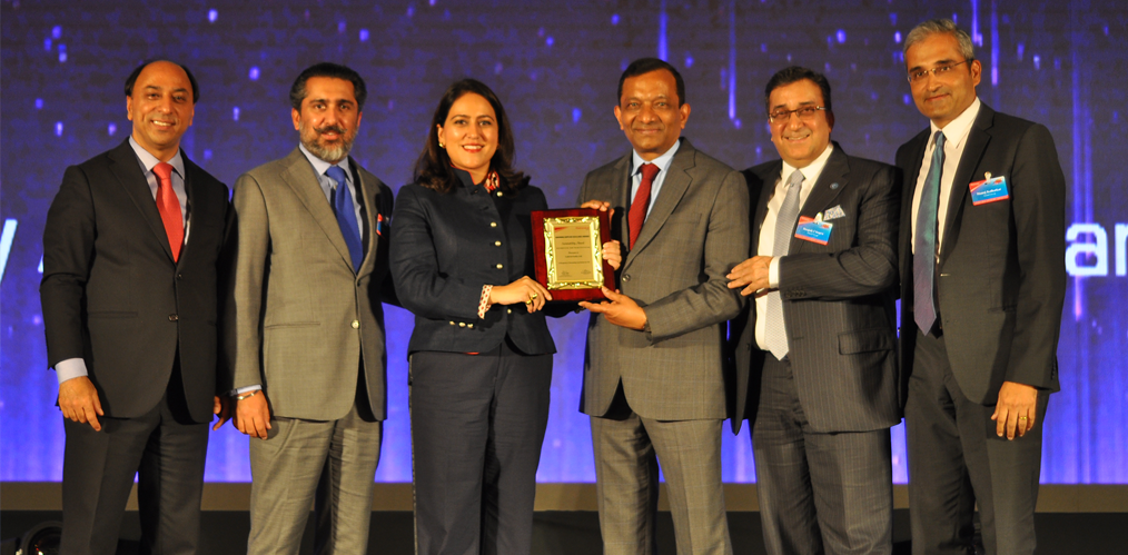 Mahindra Supplier Excellence Awards for Gabriel IndiaImage