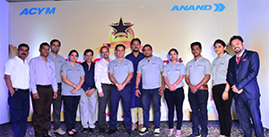 ANAND CY Myutec Automotive Celebrates Annual Day