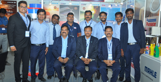 ANAND Group JV Companies presented at the 8th Edition of 'Auto Serve 2018'