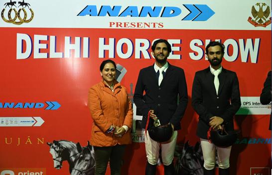 ANAND Delhi Horse Show 2018