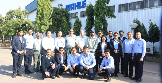 MAHLE ANAND Thermal Systems inaugurates DOJO training centre at Noida