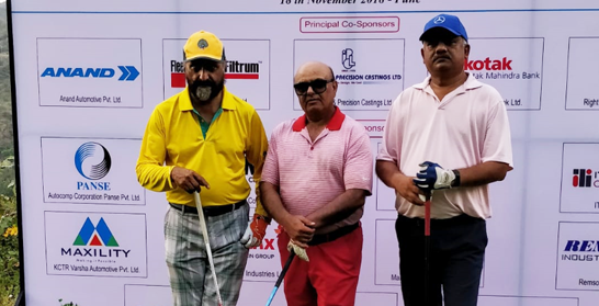 ANAND Group sponsors ACMA's Golf Tournament