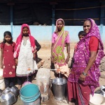 Established easy access to clean water for the residents of Village Jhambulpada, Nashik