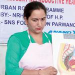 Balvinder Kaur, 37, Parwanoo rises for social service