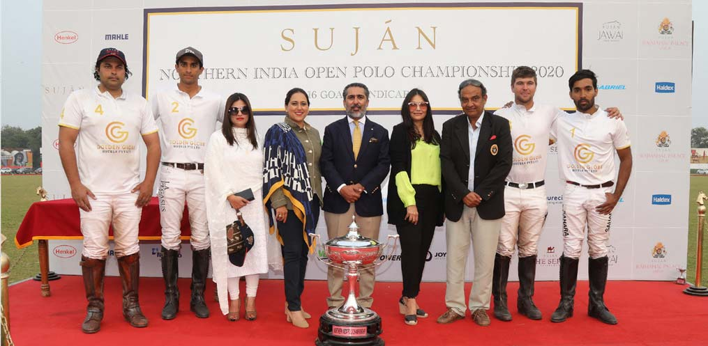 SUJÁN sponsors Northern India Open Polo Championship 2020Image