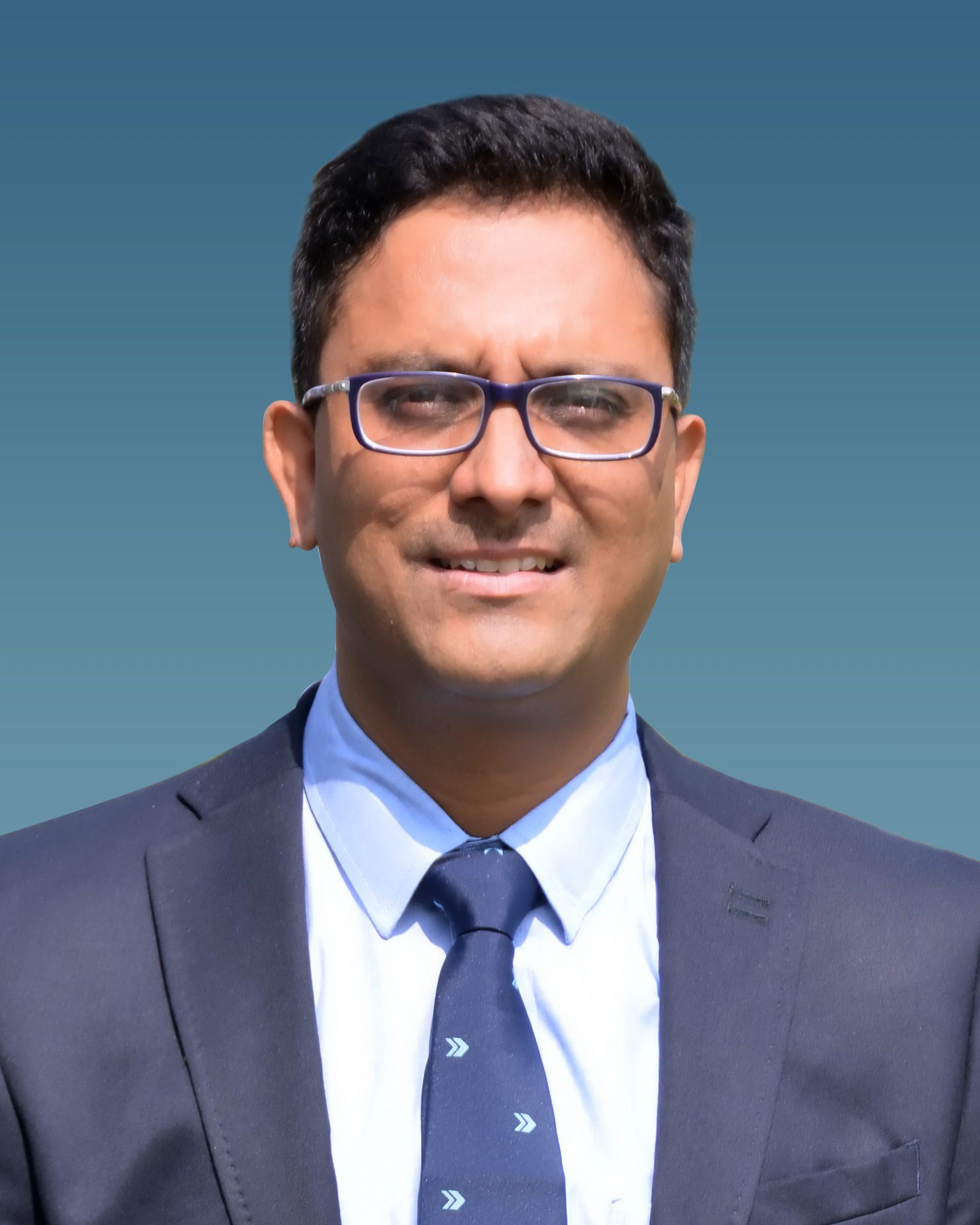 Mr. Puneet Gupta